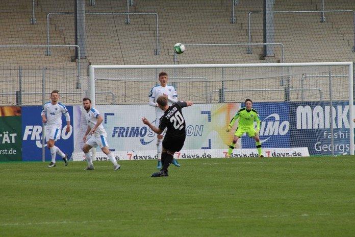 2. Spieltag; FSV Zwickau – Sportfreunde Lotte
