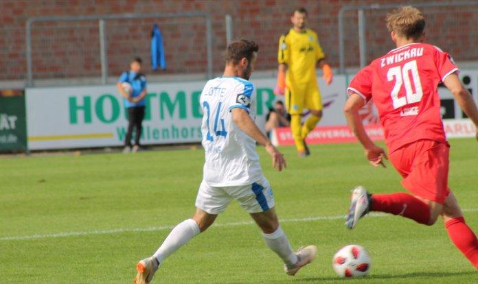 7. Spieltag 18/19: Sportfreunde Lotte - FSV Zwickau