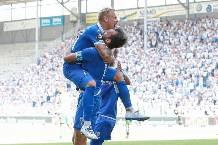 3. Liga: Torrekord am 6. Spieltag