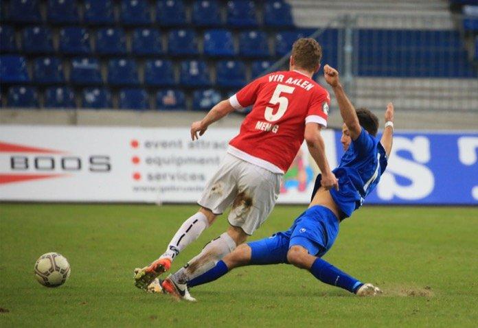 18. Spieltag 16/17: 1. FC Magdeburg - VfR Aalen