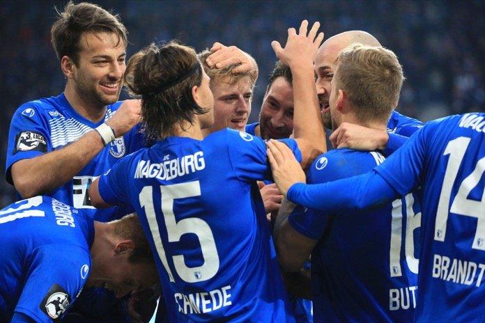 38. Spieltag; 1. FC Magdeburg – SF Lotte