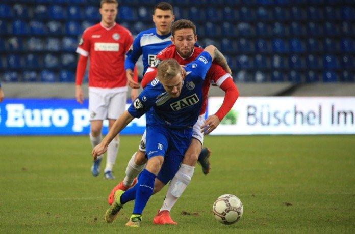 37. Spieltag; VfR Aalen – 1. FC Magdeburg