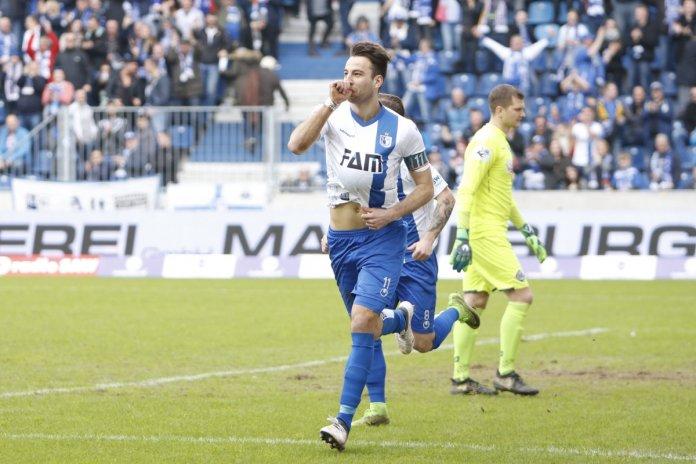 29. Spieltag 17/18: 1. FC Magdeburg - VfR Aalen