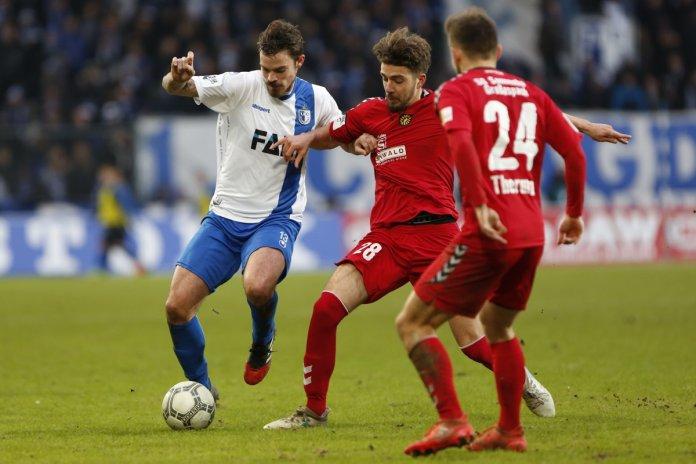 20. Spieltag 17/18: 1. FC Magdeburg - Sonnenhof Großaspach