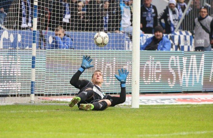 12. Spieltag 16/17: 1. FC Magdeburg - Chemnitzer FC