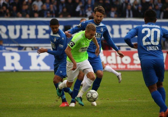 31. Spieltag; Chemnitzer FC – 1. FC Magdeburg