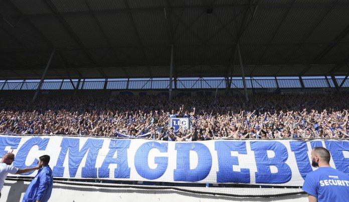 1. FC Magdeburg: Unterstützung ungebrochen