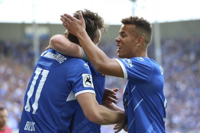 37. Spieltag 17/18: 1. FC Magdeburg - Chemnitzer FC