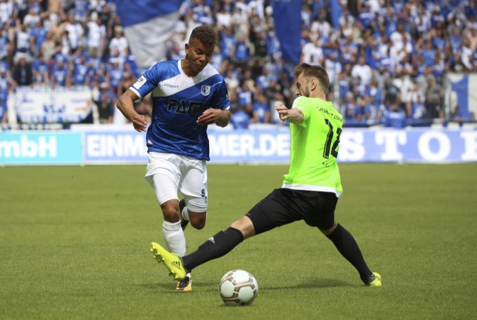 37. Spieltag 17/18: 1. FC Magdeburg - Chemnitzer FC - Bild