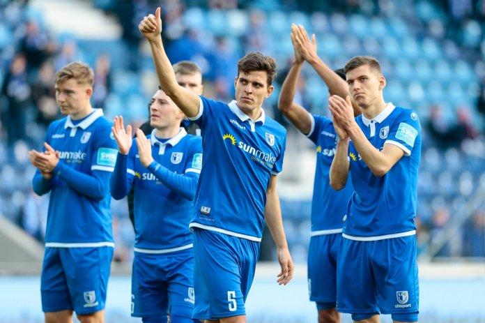 1. FC Magdeburg absolviert Laktat-Test