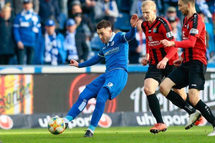 24. Spieltag 19/20: 1. FC Magdeburg - Chemnitzer FC - Bild