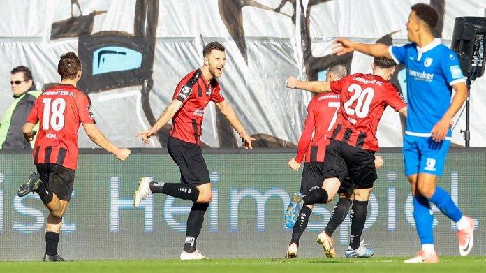 24. Spieltag 19/20: 1. FC Magdeburg - Chemnitzer FC