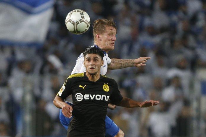 DFB Pokal: 1. FC Magdeburg - Borussia Dortmund