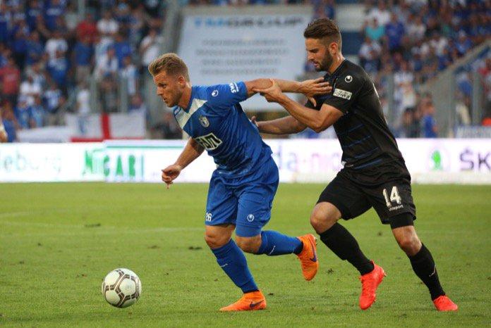 24. Spieltag; MSV Duisburg – 1. FC Magdeburg