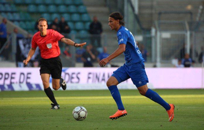 5. Spieltag 16/17: 1. FC Magdeburg - MSV Duisburg