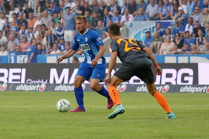 2. Spieltag; 1. FC Magdeburg – Rot-Weiß Erfurt