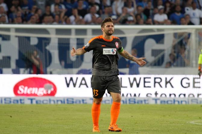 2. Spieltag; FC Rot-Weiß Erfurt - SV Wehen Wiesbaden