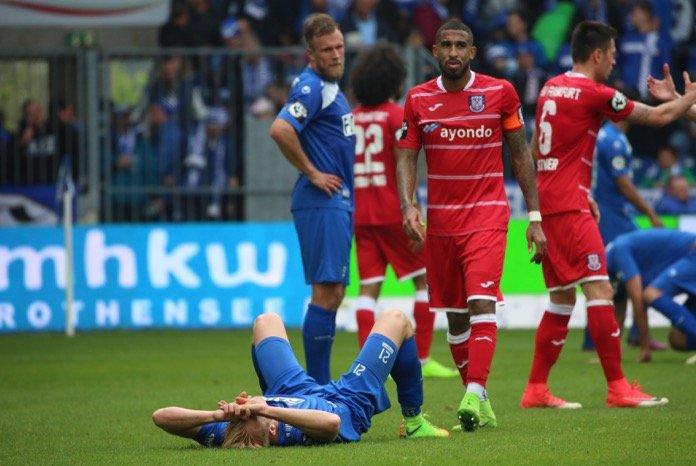 Magdeburg verliert an Boden auf den zweiten Platz – Spielbericht + Bilder