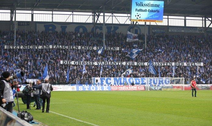 36. Spieltag 16/17: 1. FC Magdeburg - FSV Frankfurt