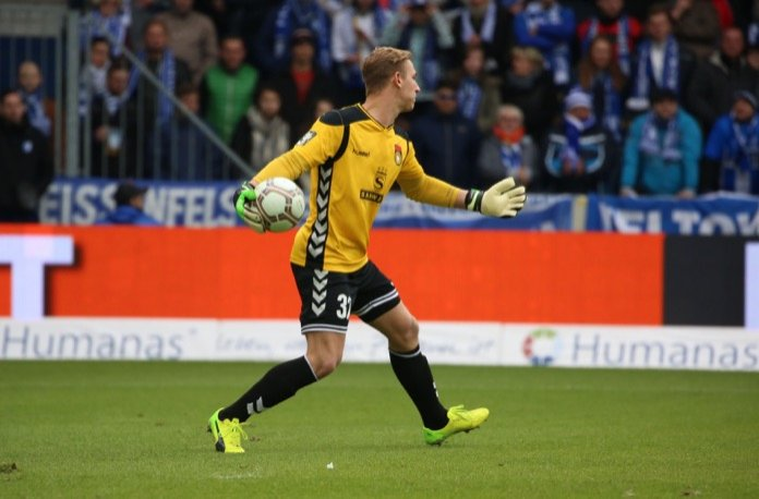 34. Spieltag 16/17: 1. FC Magdeburg - Sonnenhof Großaspach