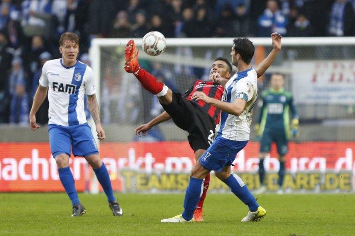 17. Spieltag 17/18: 1. FC Magdeburg - Hallescher FC
