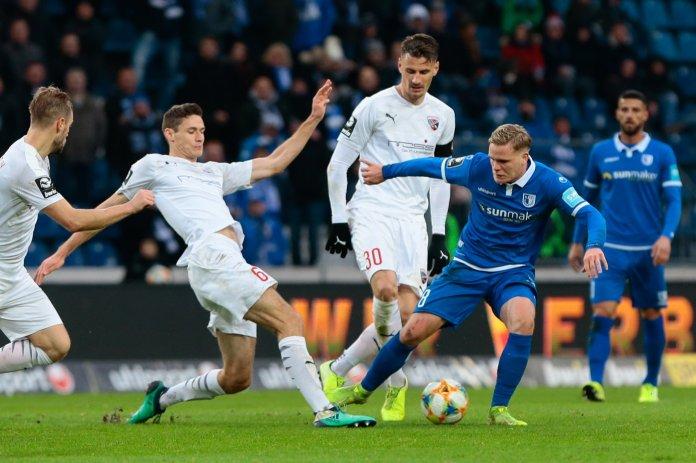 18. Spieltag 19/20: 1. FC Magdeburg - FC Ingolstadt 04