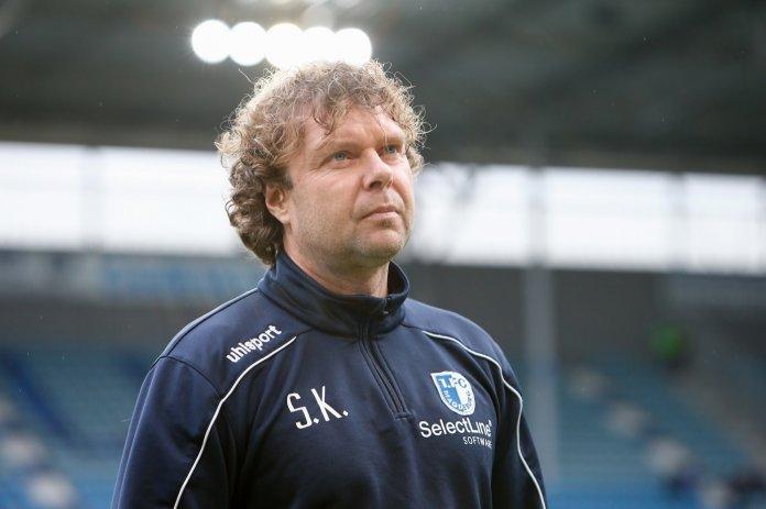 1. FC Magdeburg trennt sich von Cheftrainer Stefan Krämer