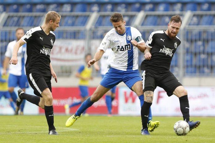Magdeburg besiegt Jena mit 2:0 – Spielbericht + Bilder