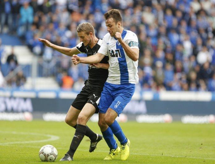 11. Spieltag 17/18: 1. FC Magdeburg - Carl Zeiss Jena