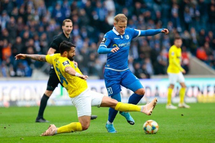 26. Spieltag 19/20: 1. FC Magdeburg - Carl Zeiss Jena