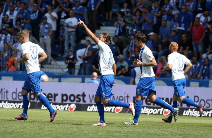 4. Spieltag 17/18: 1. FC Magdeburg - Würzburger Kickers - Bild