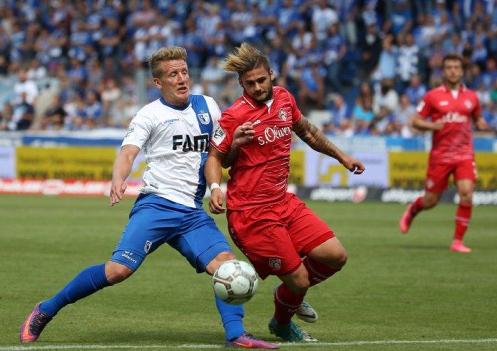 4. Spieltag 17/18: 1. FC Magdeburg - Würzburger Kickers