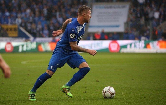 10. Spieltag 16/17: 1. FC Magdeburg - Holstein Kiel