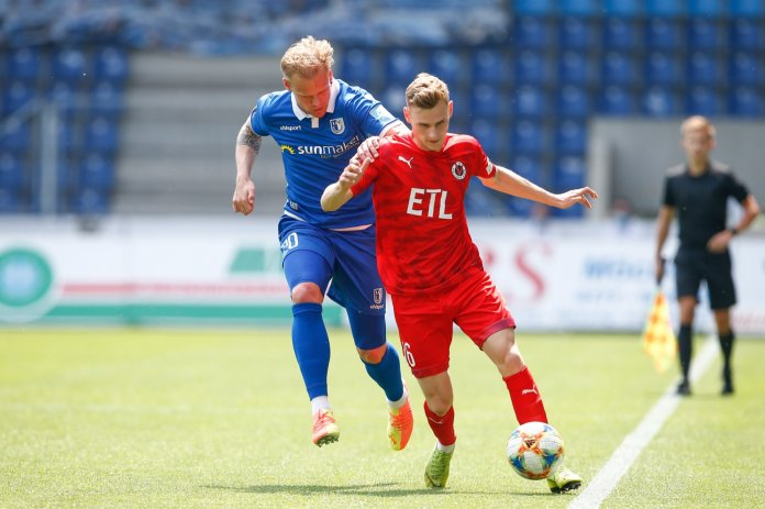 32. Spieltag 19/20: 1. FC Magdeburg - Viktoria Köln