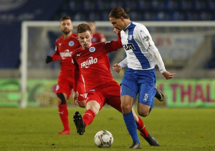Hallescher FC verpflichtet Heyer und Mai