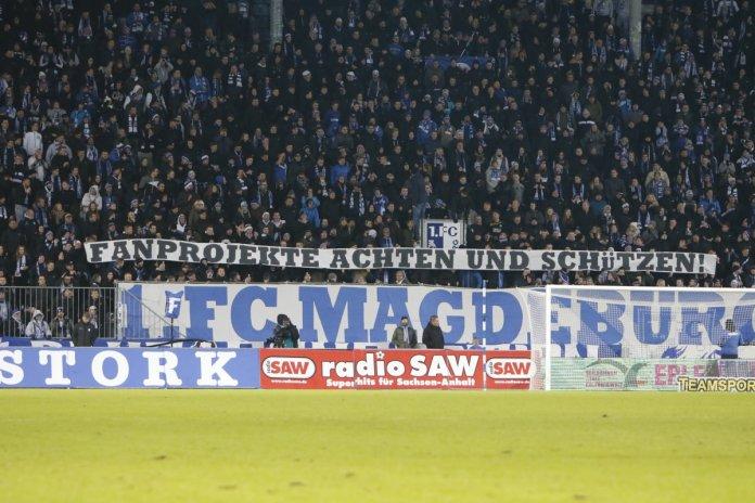 19. Spieltag 17/18: 1. FC Magdeburg - Sportfreunde Lotte