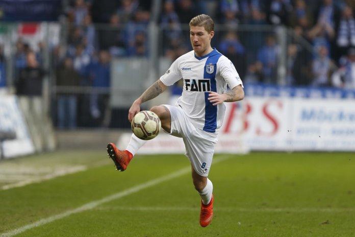 22. Spieltag 17/18: 1. FC Magdeburg - SV Meppen - Bild