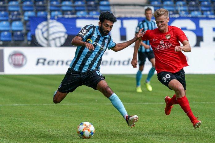 34. Spieltag 19/20: 1. FC Magdeburg - FC Bayern München II