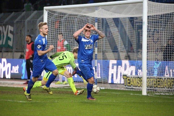 Magdeburg vorübergehend auf Rang 2 – Spielbericht + Bilder