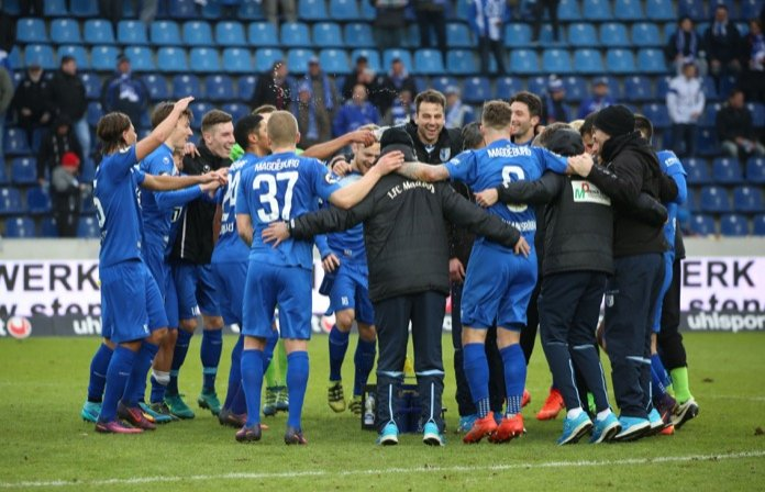 23. Spieltag 16/17: 1. FC Magdeburg - VfL Osnabrück