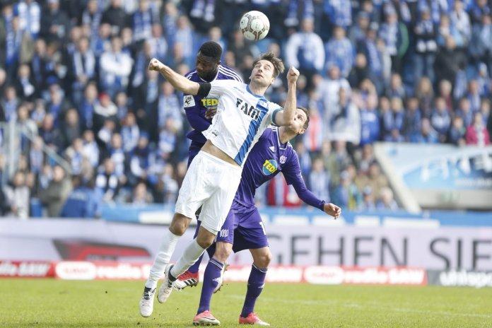 31. Spieltag 17/18: 1. FC Magdeburg - VfL Osnabrück