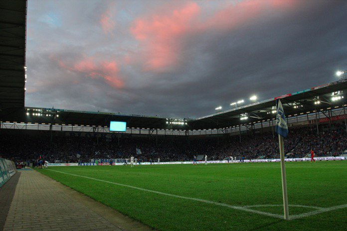 10. Spieltag; 1. FC Magdeburg – Holstein Kiel