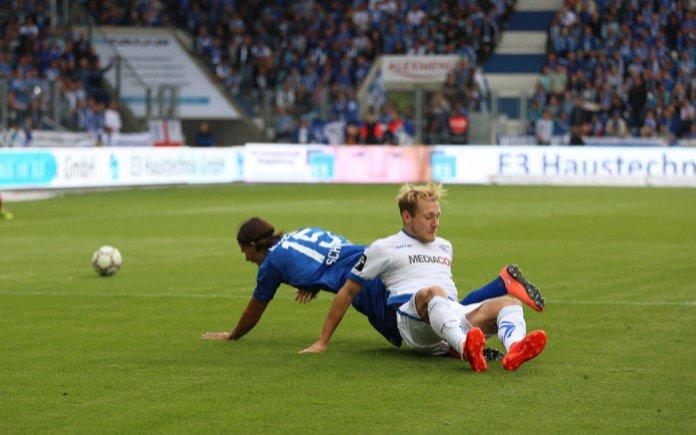 3. Spieltag 16/17: 1. FC Magdeburg - SC Paderborn 07