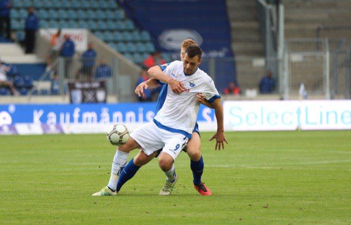 4. Spieltag; SC Paderborn – SV Werder Bremen II