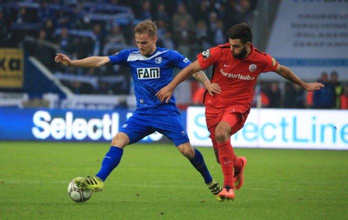 7. Spieltag; 1. FC Magdeburg – FC Hansa Rostock