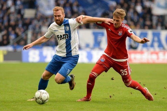 32. Spieltag; SpVgg Unterhaching – 1. FC Magdeburg