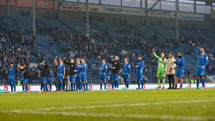 1. FC Magdeburg bedankt sich bei Ehrenamtlern