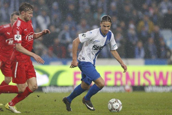 27. Spieltag 17/18: 1. FC Magdeburg - FSV Zwickau