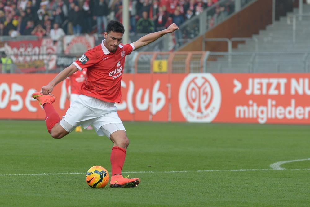 21. Spieltag; 1. FSV Mainz 05 II - Fortuna Köln