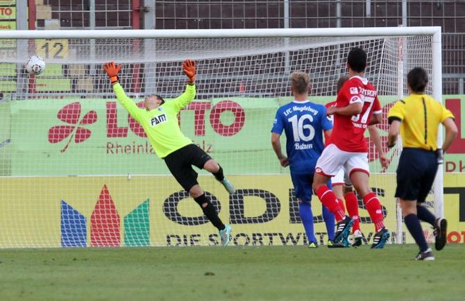 Mainz und Magdeburg trennen sich 2:2 - Spielbericht + Bilder